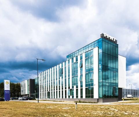 Inkubator Technologiczny Podkarpackiego Parku Naukowo-Technologicznego