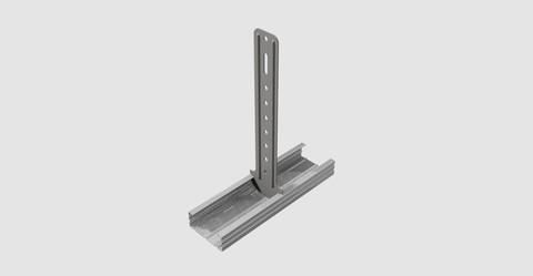 Wieszak RIGISTIL do profili C RIGISTIL - do konstrukcji drewnianej, g = 1,0 mm_11511765_Wieszak_RIGISTIL_170_mm.jpg