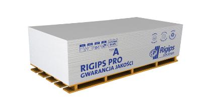 Plyty-gk-gipsowo-kartonowe-Rigips-4PRO-typ-A-idealnagladkosc