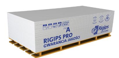 Plyty-gipsowo-kartonowe-Rigips-PRO-typ-A-idealnagladkosc