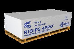 Rigips 4Pro typ A 1200x12,5 Activ'Air