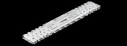 Uchwyt ES 60/75 o dł. L = 75 mm do profili CD 60, g = 1,0 mm_RIGIPS_Akcesoria_11511727_Uchwyt_ES_60_75.jpg
